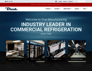 Ultipro True Manufacturing at top accessify com