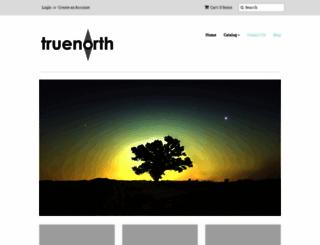 truenorth.myshopify.com screenshot