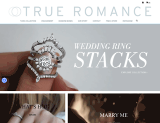 trueromance.net screenshot