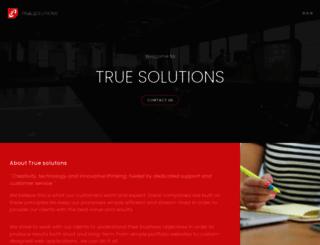 truesol.net screenshot