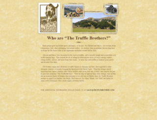 trufflebrothers.com screenshot