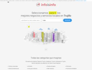 trujillo.infoisinfo.es screenshot