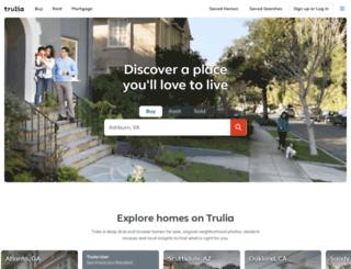 trulia.com screenshot