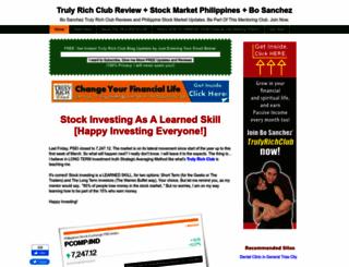 trulyrichclubreview.com screenshot