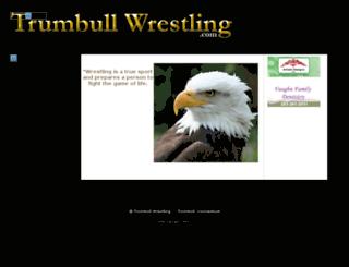 trumbull.powweb.com screenshot