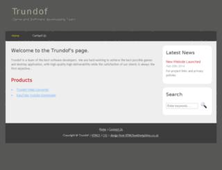 trundof.tn-host.com screenshot