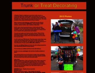 trunkortreat.homestead.com screenshot