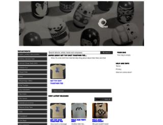 trunkrecords.greedbag.com screenshot