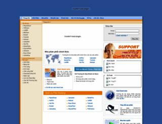 truongancomputer.vn screenshot