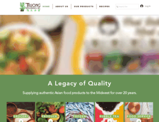 truongent.com screenshot
