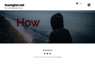 truongton.net screenshot
