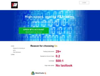 trust-sm.com screenshot