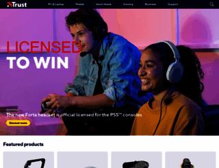 trust.com screenshot