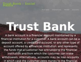 trustbank.win screenshot