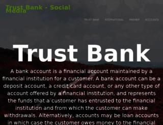 trustbank.xyz screenshot
