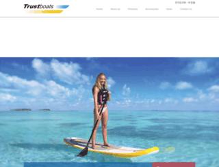 trustboats.com screenshot