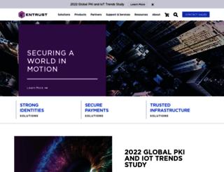 trustis.com screenshot