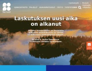 trustkapital.fi screenshot