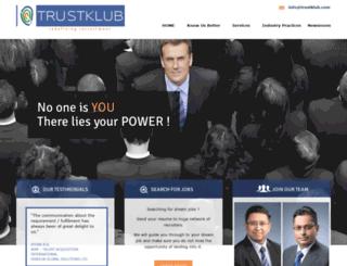 trustklub.com screenshot