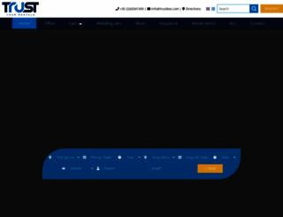 trustkos.com screenshot