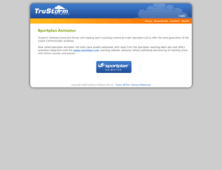 trustorm.com.au screenshot