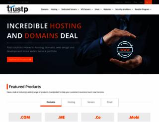 trustp.com screenshot