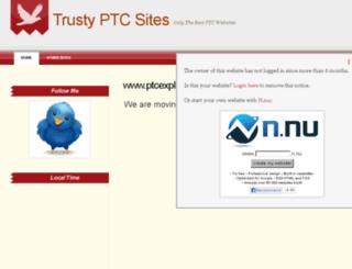 trustyptc.n.nu screenshot