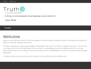 truth-it.net screenshot