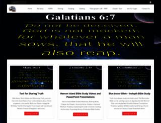 truthcounts.net screenshot