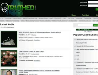 truthed.com screenshot
