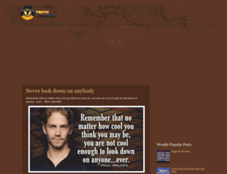 truthfollower.com screenshot