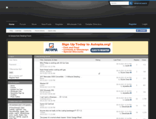 truthindetailing.com screenshot