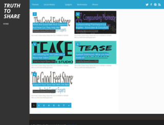 truthtoshare.blogspot.ca screenshot
