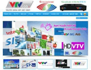 truyenhinhcapvietnam.com screenshot