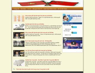 truyenhinhtrungquoc.com screenshot