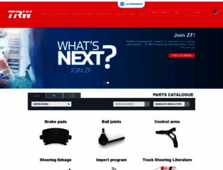 trw.com screenshot