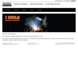 trwebco.com screenshot