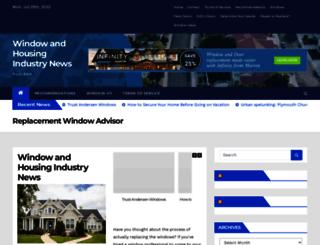 trwindowservices.com screenshot