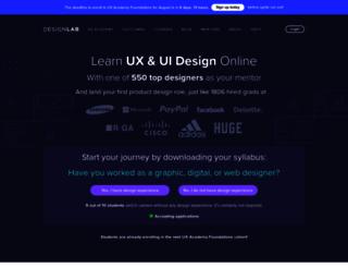 trydesignlab.com screenshot