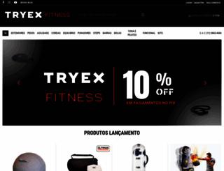 tryex.com.br screenshot