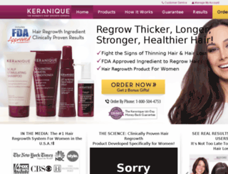 trykeranique.com screenshot