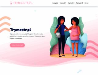 trymestr.pl screenshot