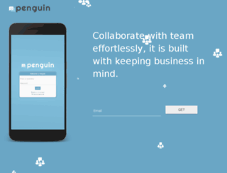 trypenguin.com screenshot