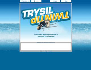 trysiltwintip.visitnorway.com screenshot
