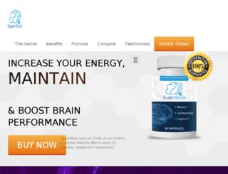 trysuperbrain.com screenshot