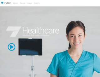 tryten.com screenshot