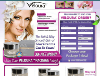 tryveloura.com screenshot