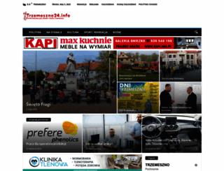 trzemeszno24.info screenshot