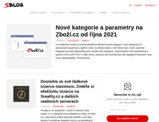 ts.sblog.cz screenshot