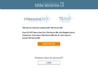 ts3a.informata.com screenshot